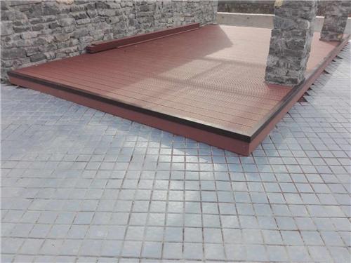 塑木地板案例